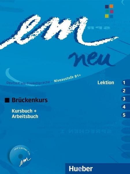 Course Book German as a Foreign Language B1+ | Part 1