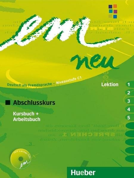 Course Book German as a Foreign Language C1 | Part 1