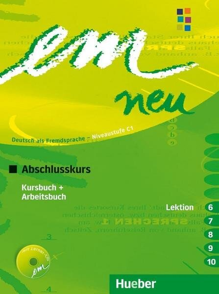 Course Book German as a Foreign Language C1