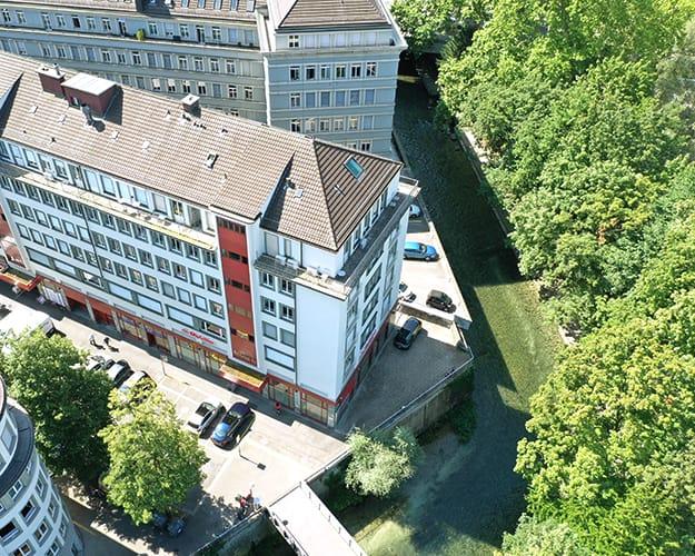 Standort Sprachschule Zürich